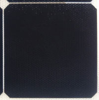 monocrystalline silicon cell