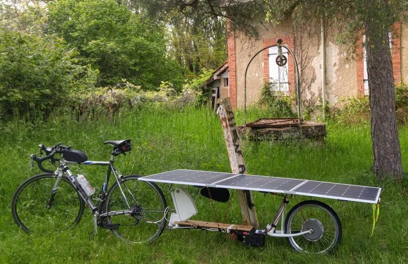Solarduino Bike v3.1